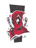 Deadpool by 2hotty7