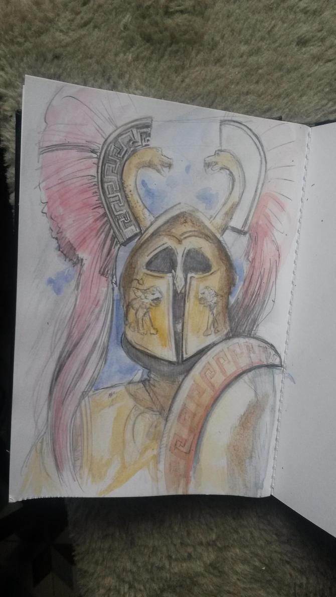 Centurion by GiuliaPellegrini