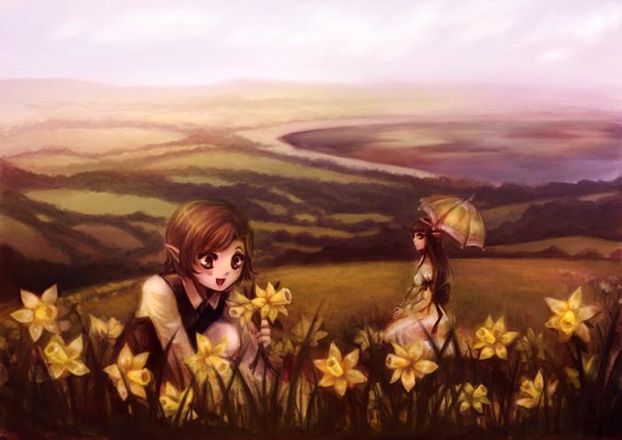 Firehills by KitJoYuki