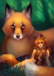 Kitsune Child