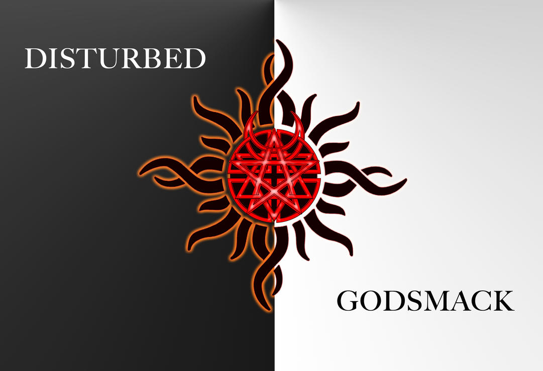 Disturbed Godsmack Wallpaper By Southerndisturbedone On Deviantart