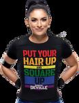 Sonya Deville Pride Shirt Render