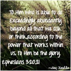 His power not mine by heisamazing