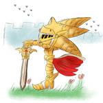 Sonic Fantasy: Excalibur Sonic