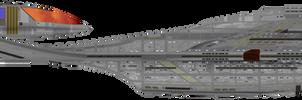 Endeavour NCC-81923 Side