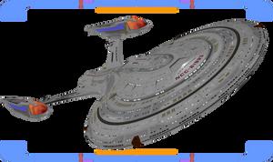 USS Endeavour 1