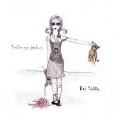 Riley-Bad Teddie by 1066613