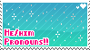 He/him Pronouns by nintendoqs