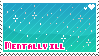 Mentally Ill stamp by poppliio