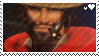 Overwatch: McCree by pulsebomb