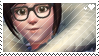 Overwatch: Mei by poppliio