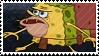 Feral Spongebob by babykttn