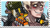 Junkrat stamp by pulsebomb