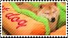 the hotdog shibe by poppliio