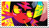 Litten stamp by poppliio
