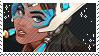 Symmetra stamp by pulsebomb