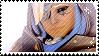Ana Amari stamp by pulsebomb