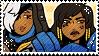 Ana and Pharah stamp by poppliio