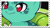Bulbasaur stamp by pulsebomb