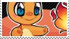 Charmander stamp