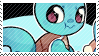 Squirtle stamp by pulsebomb