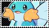 Mudkip stamp by babykttn