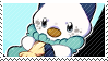 Oshawott stamp by pulsebomb