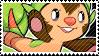 Chespin stamp by babykttn