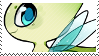 Celebi stamp by pulsebomb
