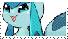 Glaceon stamp by poppliio