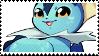 Vaporeon stamp by babykttn