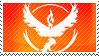 Team Valor stamp by pulsebomb