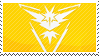 Team Instinct stamp by pulsebomb