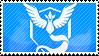 Team Mystic stamp by babykttn