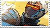 soldier 69 stamp by nintendoqs