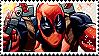 Deadpool stamp