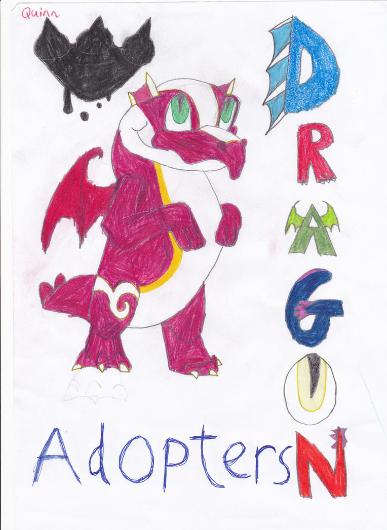 Dragon Adopters by Magix1