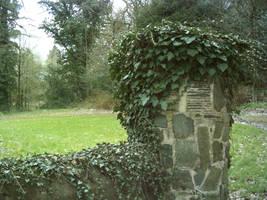 Ivy post - Fairy tower by billmbabblefotostok