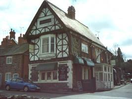 Ye Olde Pub by billmbabblefotostok