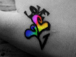 Someday tattoo by ElvenRanger