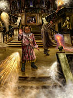 Fred and George's Spectacle by Beeeb