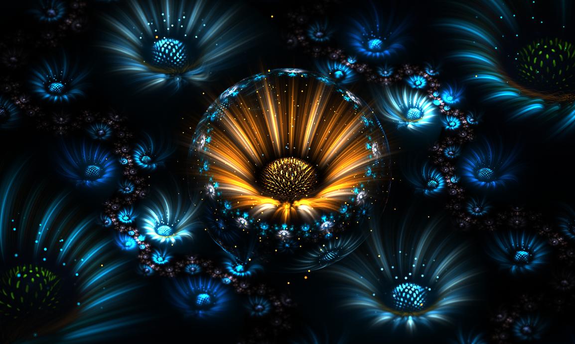 fleur vivante by Dead-Levaithan