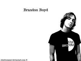 Brandon Boyd by elsydrummer