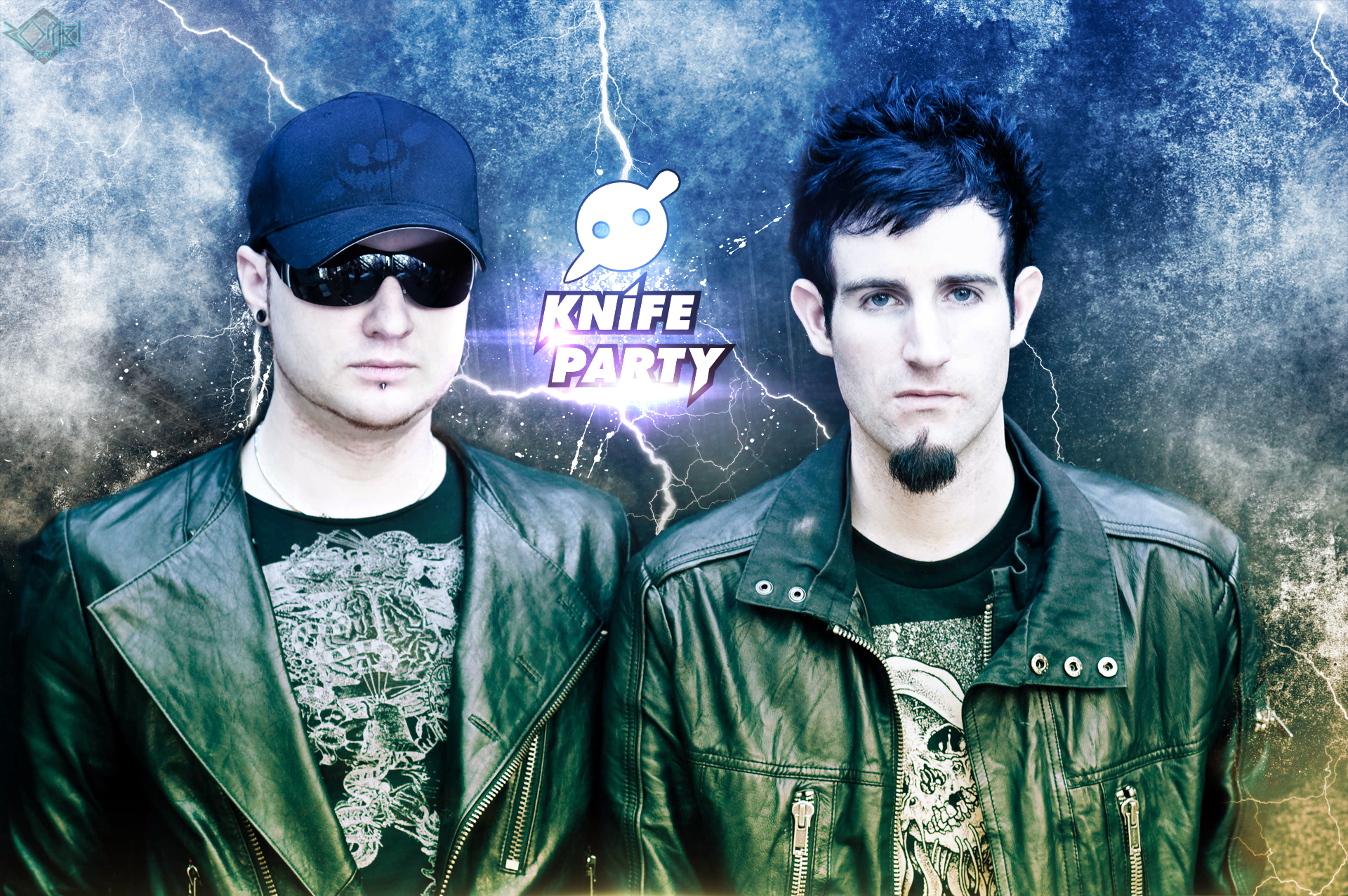 Knife Wallpaper Knife Party Wallpaper by