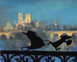 Ratatouille by Fmau