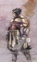 x men ninja Wolverine