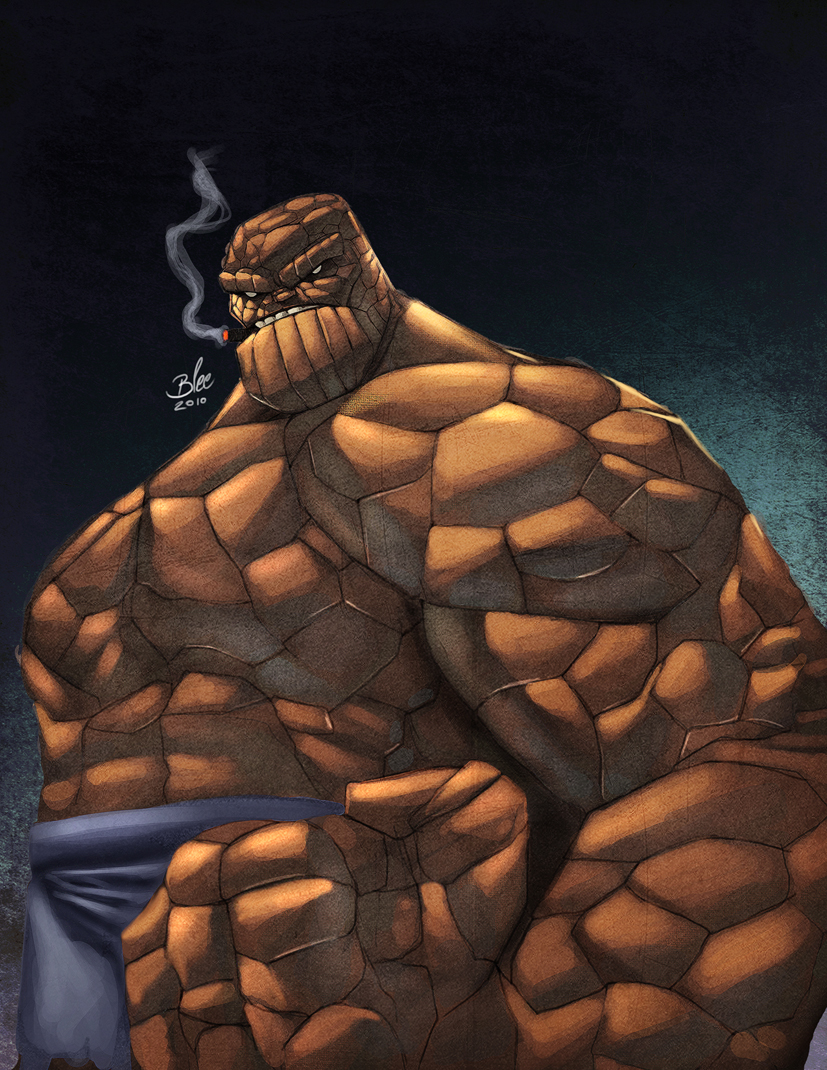 the thing by toonfed