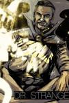 Dr Strange by toonfed