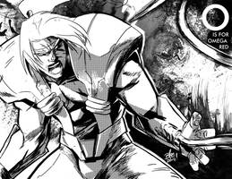 O is for Omega Red