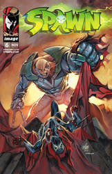 Spawn 6 cover